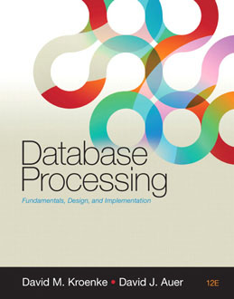 Test Bank (Complete Download) for  Database Processing
