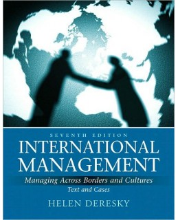 Test Bank (Complete Download) for  International Management Managing Across Borders and Cultures 7th Edition