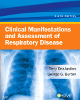 Test Bank (Complete Download) for  Clinical Manifestations and Assessment of Respiratory Disease