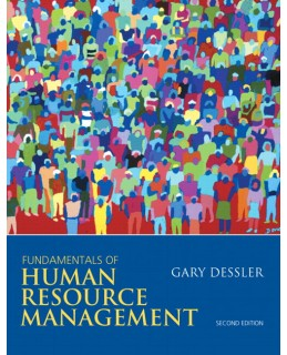 Test Bank (Complete Download) for  Fundamentals of Human Resource Management