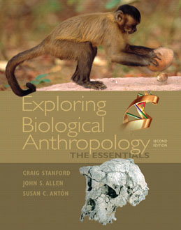 Test Bank (Complete Download) for  Exploring Biological Anthropology The Essentials