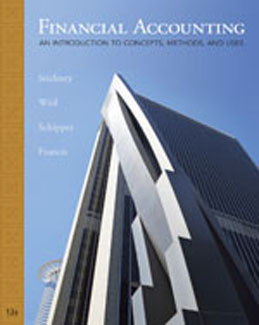 Test Bank (Complete Download) for  Financial Accounting An Introduction to Concepts Methods and Uses