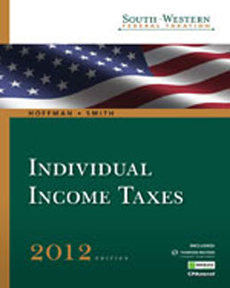 Test Bank (Complete Download) for  South Western Federal Taxation 2012 Individual Income Taxes