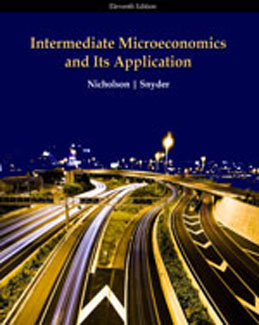 Test Bank (Complete Download) for  Intermediate Microeconomics and Its Application