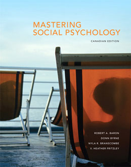 Test Bank (Complete Download) for  Mastering Social Psychology