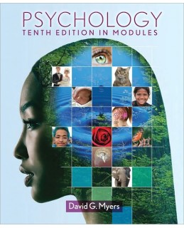 Test Bank (Complete Download) for  Psychology in Modules