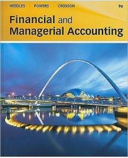 Test Bank (Complete Download) for  Financial and Managerial Accounting
