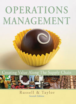 Test Bank (Complete Download) for  Operations Management Creating Value Along the Supply Chain