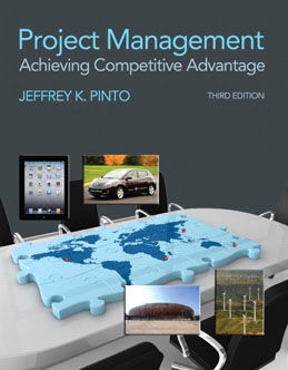 Test Bank (Complete Download) for  Project Management Achieving Competitive Advantage