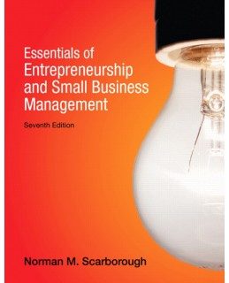 Test Bank (Complete Download) for  Essentials of Entrepreneurship & Small Business Management
