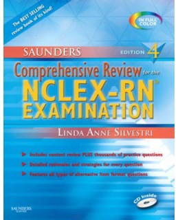 Test Bank (Complete Download) for  Saunders Comprehensive Review for NCLEX-RN Exam