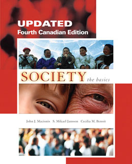 Test Bank (Complete Download) for  Society The Basics Updated