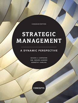 Test Bank (Complete Download) for  Strategic Management A Dynamic Perspective Concepts