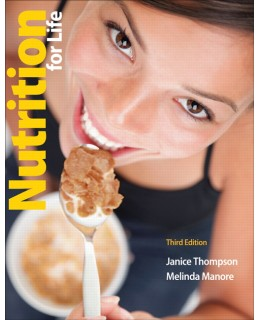 Test Bank (Complete Download) for  Nutrition for Life