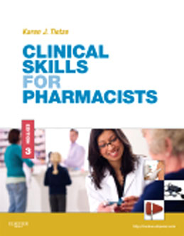 Test Bank (Complete Download) for  Clinical Skills for Pharmacists A Patient Focused Approach