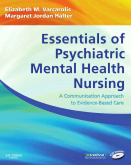 Test Bank (Complete Download) for  Essentials of Psychiatric Mental Health Nursing A Communication Approach to Evidence Based Care