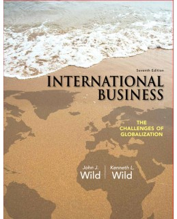 Test Bank (Complete Download) for  International Business The Challenges of Globalization 7th Edition