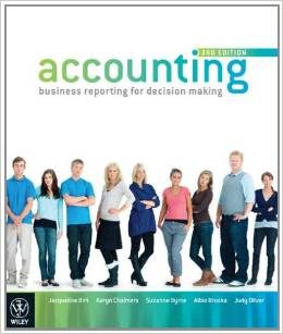 Test Bank (Complete Download) for  Accounting Business Reporting for Decision Making 3rd Revised Edition