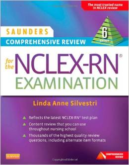 Test Bank (Complete Download) for  Saunders Comprehensive Review for the NCLEX RN Examination 6th Edition