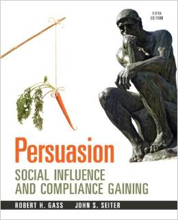Test Bank (Complete Download) for  Persuasion Social Influence and Compliance Gaining 5th Edition