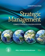 Test Bank (Complete Download) for  Strategic Management Concepts and Cases Competitiveness and Globalization 11th Edition