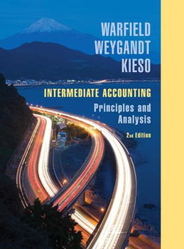 Test Bank (Complete Download) for  Intermediate Accounting Principles and Analysis